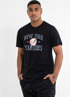 New Era MLB New York Yankees Team Callout T-Shirt