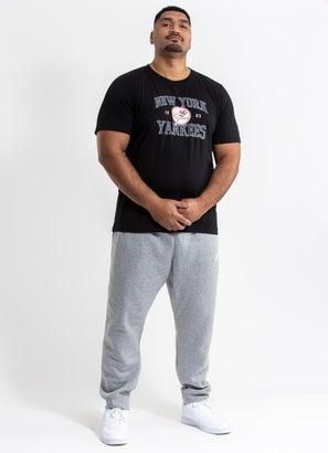 New Era MLB New York Yankees Team Callout T-Shirt - Big & Tall