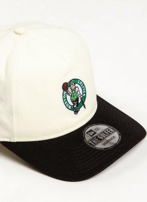 New Era NBA Boston Celtics Old Golfer Snapback Cap