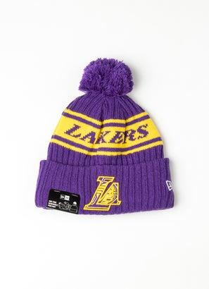 New Era NBA Los Angeles Lakers Draft Beanie