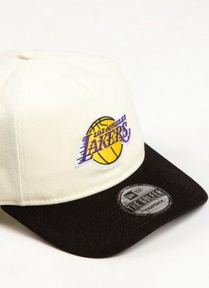 New Era NBA Los Angeles Lakers Old Golfer Snapback Cap