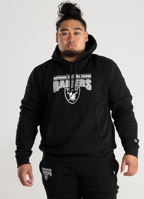New Era NFL Las Vegas Raiders Hoodie - Plus Size