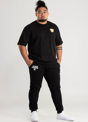 New Era NFL Las Vegas Raiders Trackpants - Plus Size