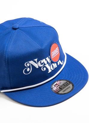 New Era NFL New York Giants The Golfer Souvenir Cap