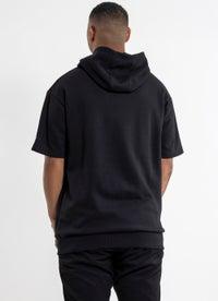 New Era Oversized Short Sleeve Hoodie