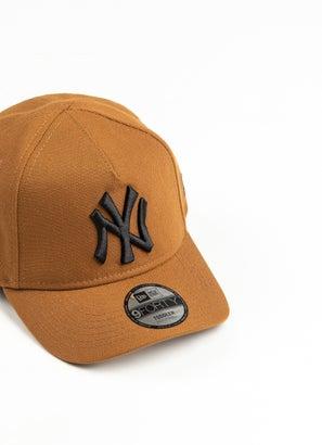 New Era Toddler 940 MLB New York Yankees A Frame Snapback Cap