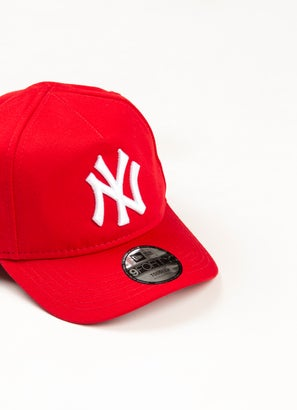 New Era Toddlers 940 MLB New York Yankees A Frame Snapback Cap