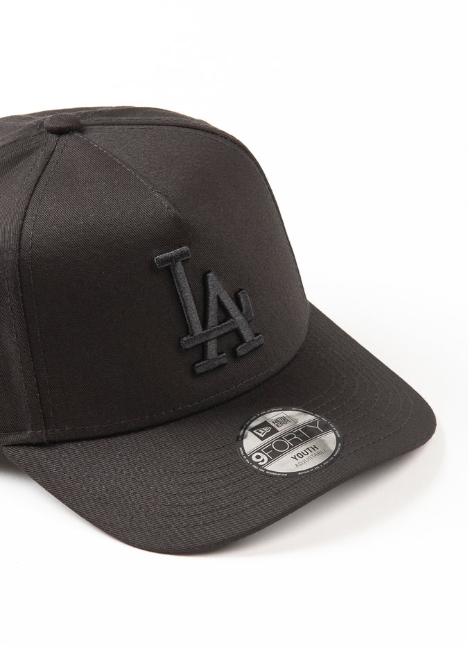 New Era Youth 940 MLB Los Angeles Dodgers A Frame Snapback Cap