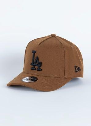 New Era Youth 940 MLB Los Angeles Dodgers A Frame Snapback Cap