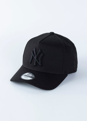 New Era Youth 940 MLB New York Yankees A Frame Snapback Cap