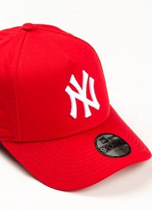 New Era Youth 940 MLB New York Yankees A Frame Snapback Cap