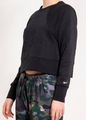 Nike Dri-FIT Get Fit Fleece Crew - Womens