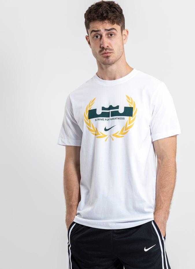 Nike Dri-FIT LeBron Logo Basketball Tee