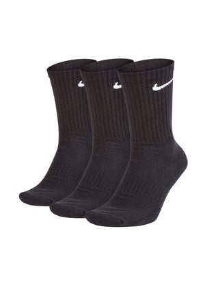 Nike Everyday Cushioned 3pc Crew Socks