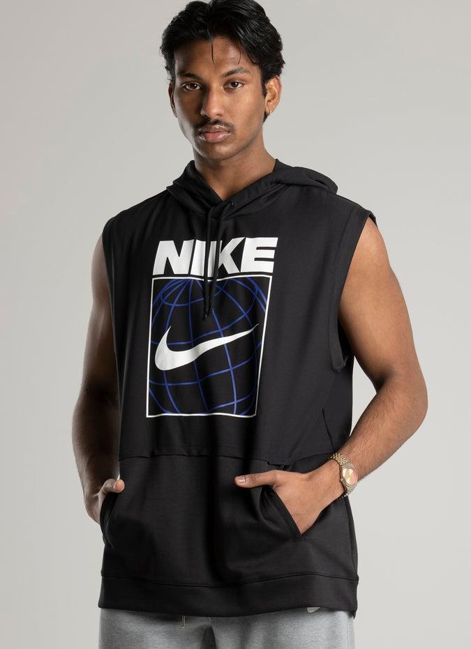 Nike Fleece Sleeveless Hoodie