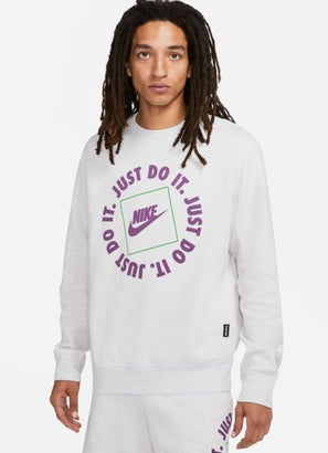 """Nike """"Just Do It"""" Crew"""