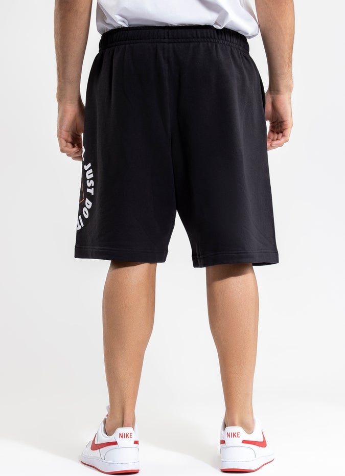 "Nike ""Just Do It"" Fleece Shorts"
