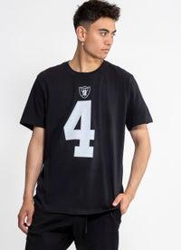 Nike NFL Las Vegas Raiders 'Derek Carr' Player Tee