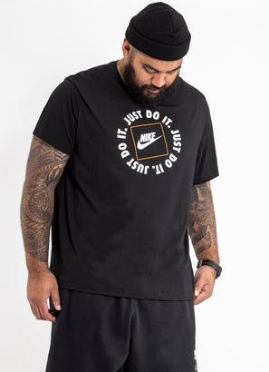 "Nike Sportswear ""Just Do It"" Tee - Big & Tall"