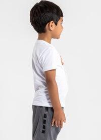 Nike Swoosh Hoop Tee - Kids