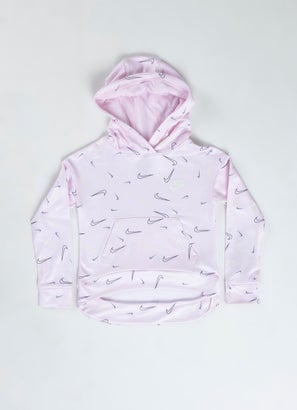 Nike Swooshfetti Fleece Pullover Hoodie