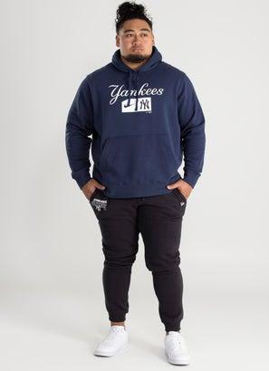 Nike x MLB NY Yankees Club Hoodie - Plus Size