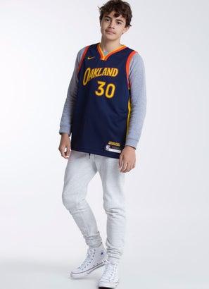 "Nike X NBA Golden State Warriors ""Curry"" Swingman Jersey"