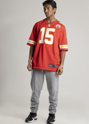 Nike X NFL Kansas City Chiefs 'Patrick Mahomes Ii' Game Team Jersey