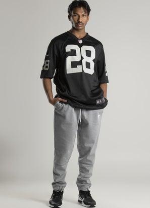 Nike X NFL Las Vegas Raiders 'Josh Jacobs' Game Team Jersey
