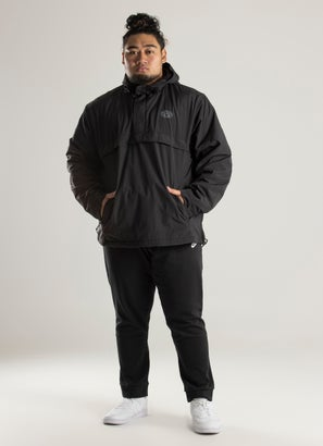 Outlaw Collective Blacked Out Pullover Jacket - Big and Tall