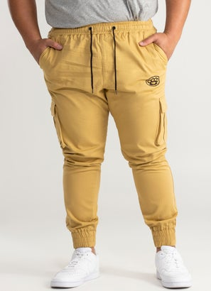 Outlaw Collective Cargo Jogger Pant - Big and Tall