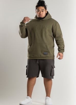 Outlaw Collective Emblem Hoodie - Big and Tall