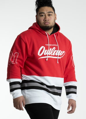 Outlaw Collective Icy Hoodie - Big & Tall