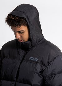 Outlaw Collective Puffer Down Jacket