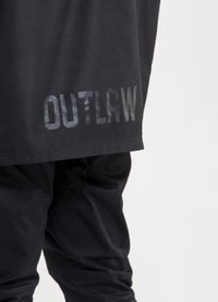 """Outlaw Collective """"The World Is Yours"""" Short Sleeve Windbreaker"""