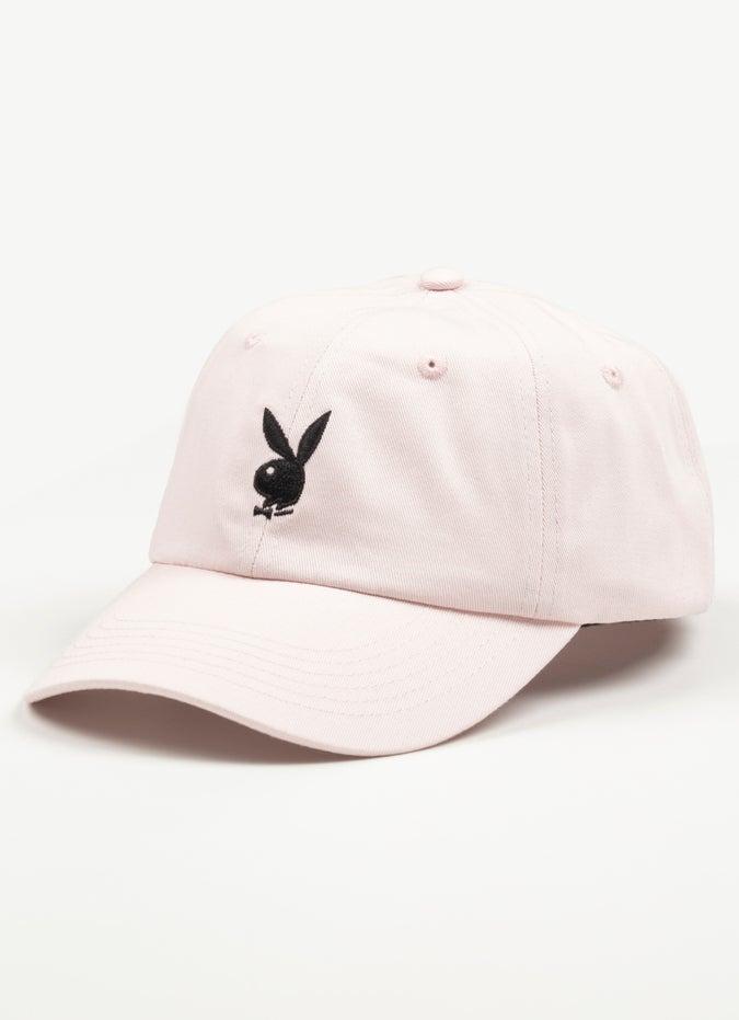 Playboy Bunny Curved Peak Cap