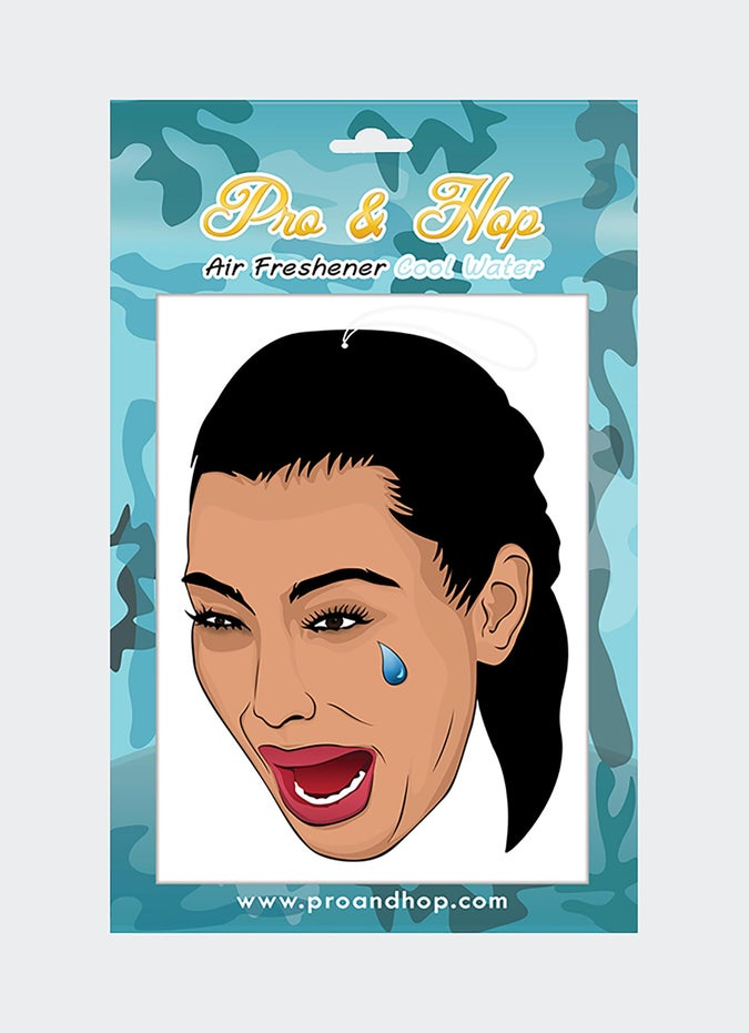 Pro & Hop Kim Crying Air Freshener