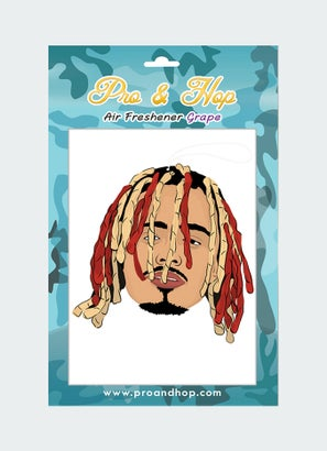 Pro & Hop Lil Pump Air Freshener