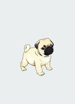 Pro & Hop Pug Pup Air Freshener