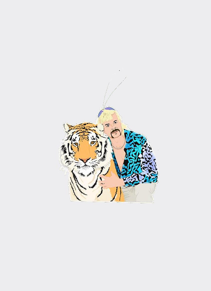 Pro & Hop Tiger King Air Freshener