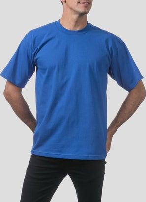 PROCLUB Heavy Weight Royal T-Shirt
