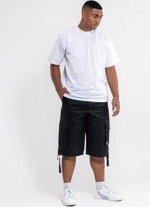 PROCLUB Heavy Weight White T-Shirt