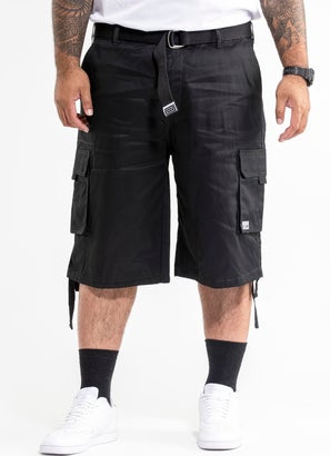 PROCLUB Twill Cargo Shorts - Big & Tall