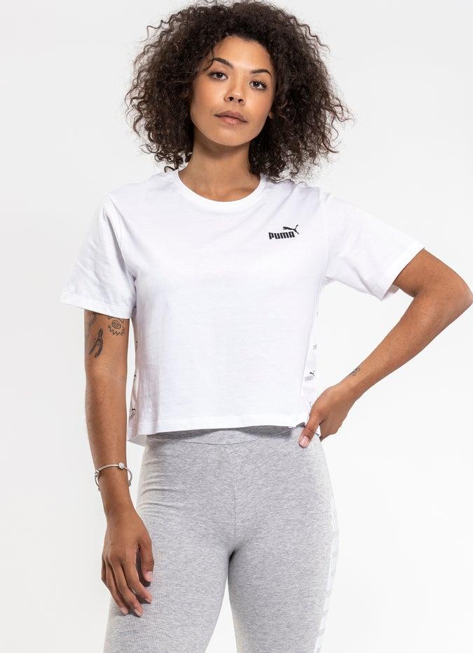Puma Amplified Tee - Womens