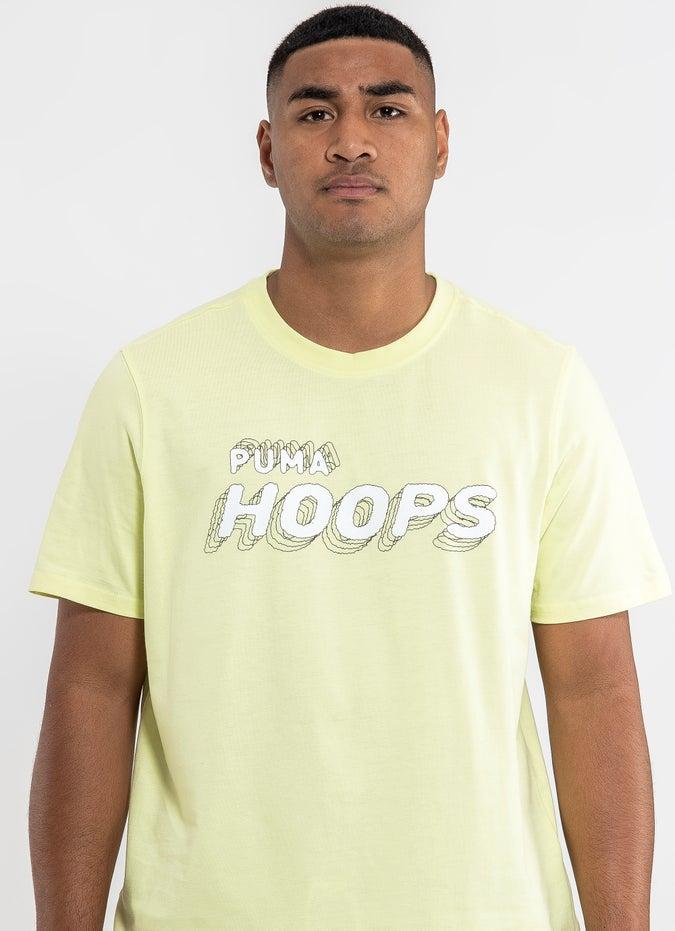 Puma Basketball Tee