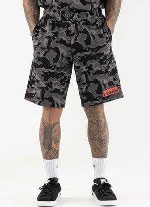 Puma Camo Shorts