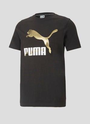 Puma Classics Logo Tee - Plus Size