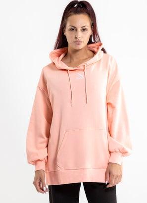 Puma Classics Oversized Hoodie - Womens