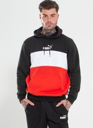 Puma Essential Colorblock Hoodie