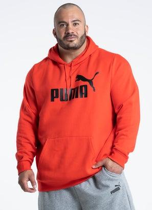 Puma Essentials Big Logo Hoodie - Plus Size